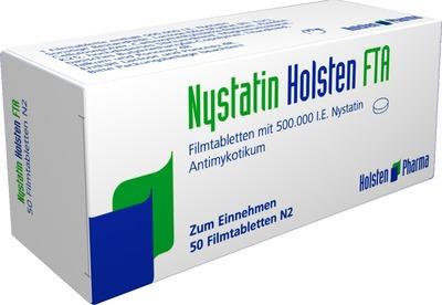 Nystatin Holsten