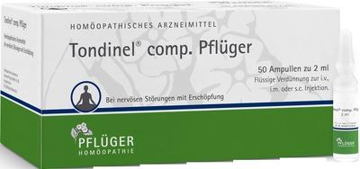 TONDINEL comp.Pflüger Ampullen