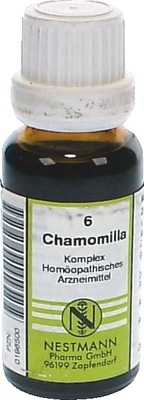 CHAMOMILLA KOMPLEX Nr.6 Dilution