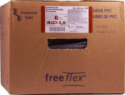 ISOTONISCHE Kochsalzlösung Fresenius freeflex