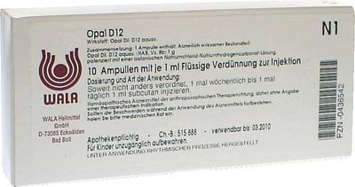 OPAL D 12 Ampullen