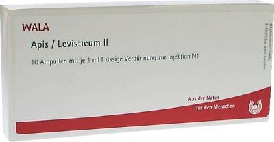 APIS/LEVISTICUM II Ampullen
