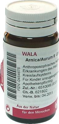 ARNICA/AURUM II Globuli