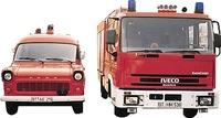 SENADA Rettungsfahrzeuge Füllung DIN 14142