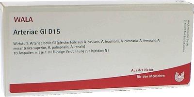 ARTERIAE GL D 15 Ampullen