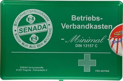 SENADA Plakette Betriebsverbandkasten