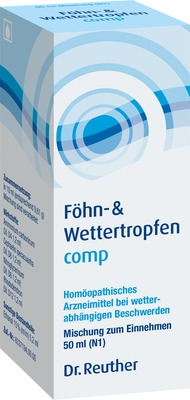 FÖHN- & Wettertropfen comp.