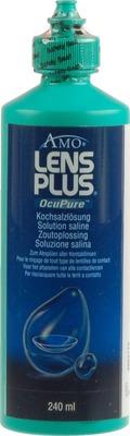 AMO Germany GmbH LENS PLUS Ocupure Kochsalz Lösung 00723750