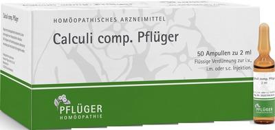 CALCULI COMP.Pflüger Ampullen