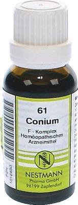 CONIUM F Komplex 61 Dilution