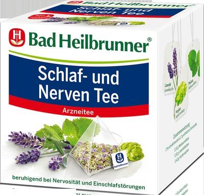 BAD HEILBRUNNER Tee Schlaf- und Nerven Pyram.btl.