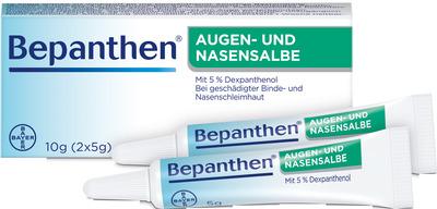 Bepanthen AUGEN- UND NASENSALBE