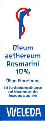 OLEUM AETH.ROSMARINI 10%