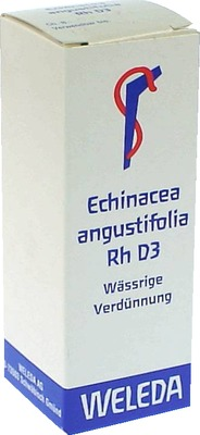 ECHINACEA ANGUSTIFOLIA Rh D 3 Dilution