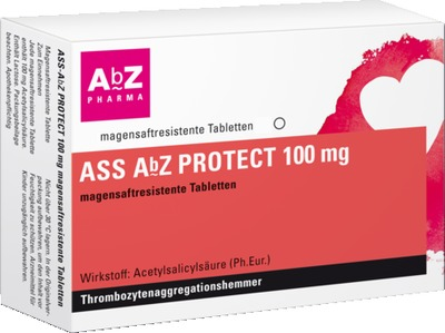 ASS AbZ PROTECT 100mg