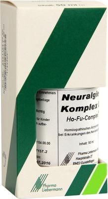 NEURALGIE Komplex L Ho-Fu-Complex Tropfen