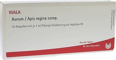 AURUM/APIS regina comp.Ampullen