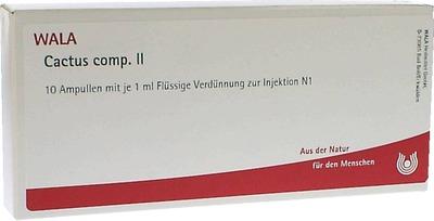 CACTUS COMP.II Ampullen