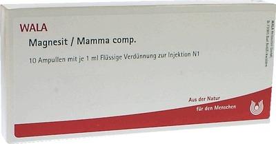 MAGNESIT/MAMMA comp.Ampullen