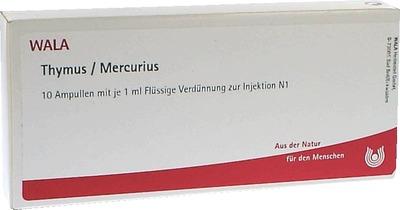 THYMUS/MERCURIUS Ampullen
