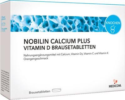 NOBILIN CALCIUM PLUS VIT D