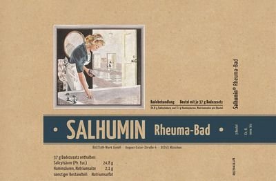 Salhumin Rheuma-Bad