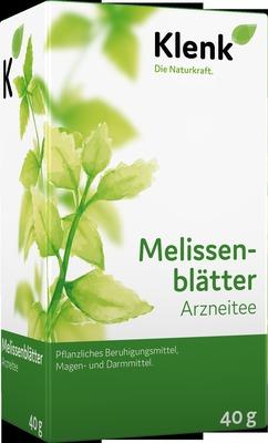 MELISSENBLÄTTER Tee Klenk