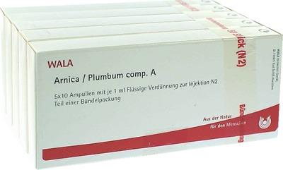 ARNICA/PLUMBUM comp.A Ampullen
