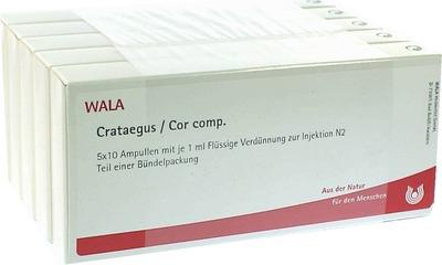 CRATAEGUS COR comp.Ampullen