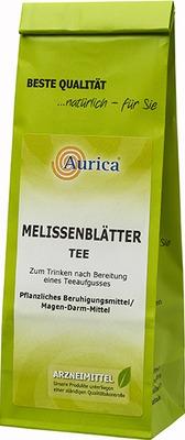 Melissenblätter Tee Aurica