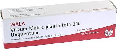 VISCUM MALI e planta tota 3% Unguentum