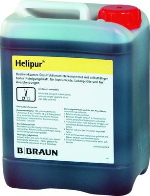 HELIPUR Instrumenten-Desinfektion