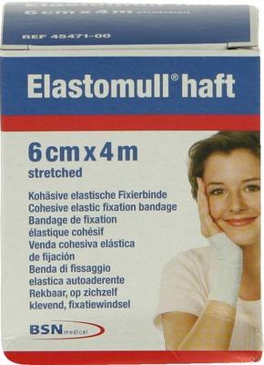 ELASTOMULL haft 6 cmx4 m 45471 Fixierb.