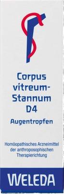 CORPUS VITREUM STANNUM D 4 Augentropfen