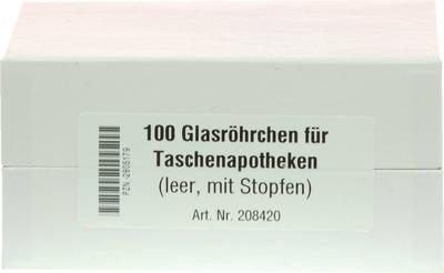 GLASROEHRCHEN F TASCHENAPO