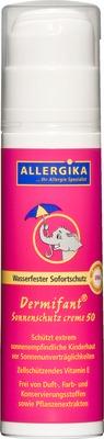 ALLERGIKA Pharma GmbH DERMIFANT Sonnenschutz Creme LSF 50 02814528