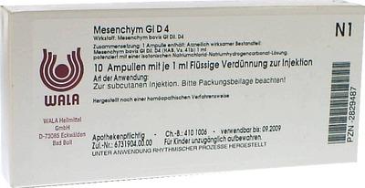 MESENCHYM GL D 4 Ampullen