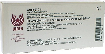 COLON GL D 6 Ampullen