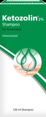 KETOZOLIN 2% Shampoo