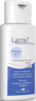 LACTEL Nr.2 Shampoo gegen festhaftende Schuppen