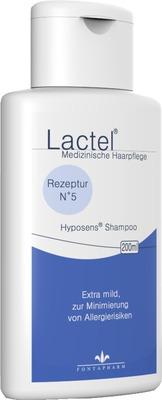 Fontapharm AG LACTEL Nr.5 Shampoo hypoallergen 02859011