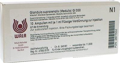 GLANDULA SUPRARENALES Medulla GL D 30 Ampullen