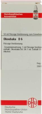 OKOUBAKA D 6 Dilution