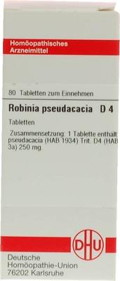 ROBINIA PSEUDACACIA D 4 Tabletten