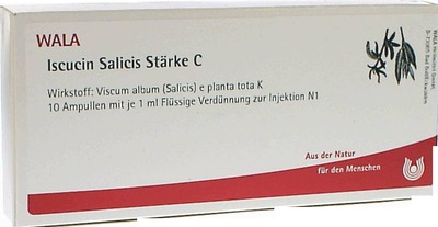 ISCUCIN salicis Stärke C Ampullen