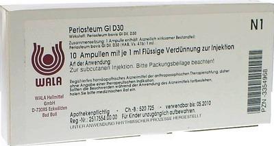 PERIOSTEUM GL D 30 Ampullen