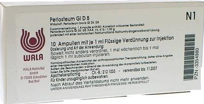 PERIOSTEUM GL D 8 Ampullen