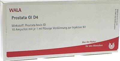 PROSTATA GL D 4 Ampullen