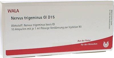 NERVUS TRIGEMINUS GL D 15 Ampullen