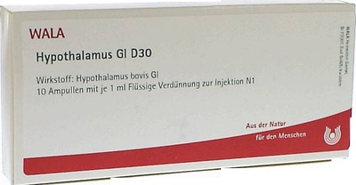 HYPOTHALAMUS GL D 30 Ampullen